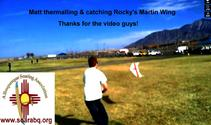 Martin Wing videos, rc , soaring, slope soaring