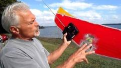 MARTIN WING, INSTRUCTIONAL VIDEO, SLOPE SOARING,FLYING