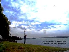 martin wing video, martin wing, soaring, george ferris of martin wing you tube, zagi, rc clubs,