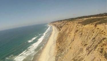 torry Pines, Hang Gliding, flying, soaring