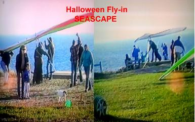 Charles Nyhan JR, Cape Cod, 25thannual Seascape Cape Cod halloween Fly-In by George Ferris, hang gliding george ferris, flying, sailplanes , sailplane history, Harris Hill , Doris Frost Bredberg, Peter Hesslback, German pilots, pilgrims, may flower, corn hill, thanksgiving,Glider school